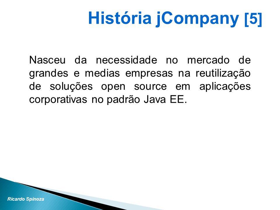 História jCompany [5]
